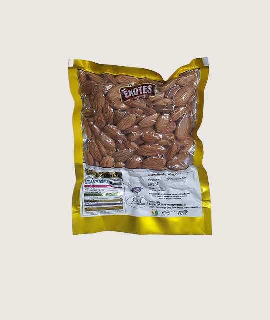 Exotes Almonds in india