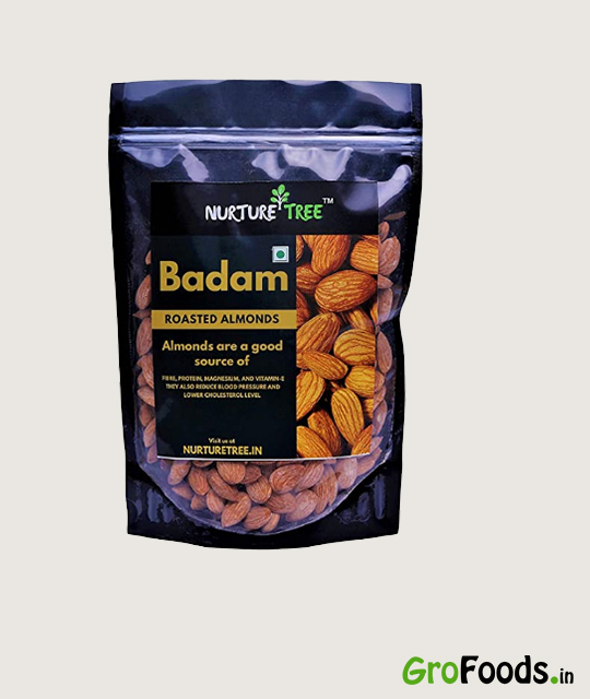 Best Roasted Salty Almonds in india