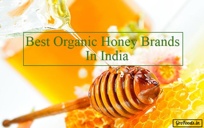 best organic honey brands in india
