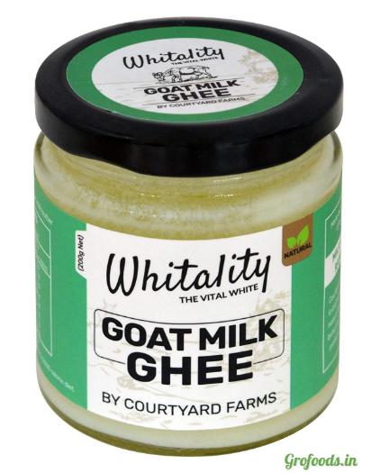 best goat ghee for babies