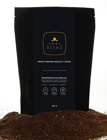 Home Blend roasted Coffee for cold brew india