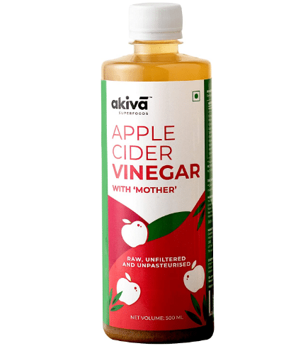 Best Apple Cider Vinegar Brand for weight loss india