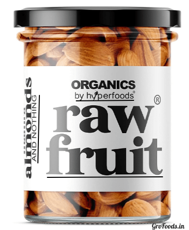 Raw Fruits Mamra Almonds Baram