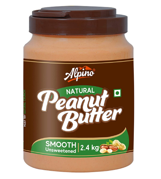 best peanut butter for protein in india