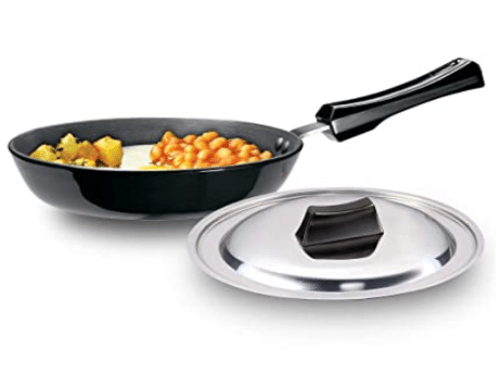 Best Stainless Steel Frying Pan With Lid india