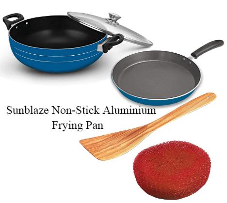 Sunblaze Induction Non-Stick Aluminium Cookware Frying Pan
